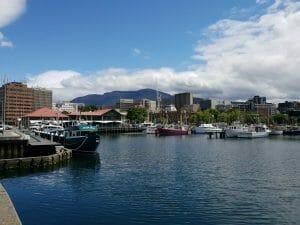 walking tour, hobart, tasmania