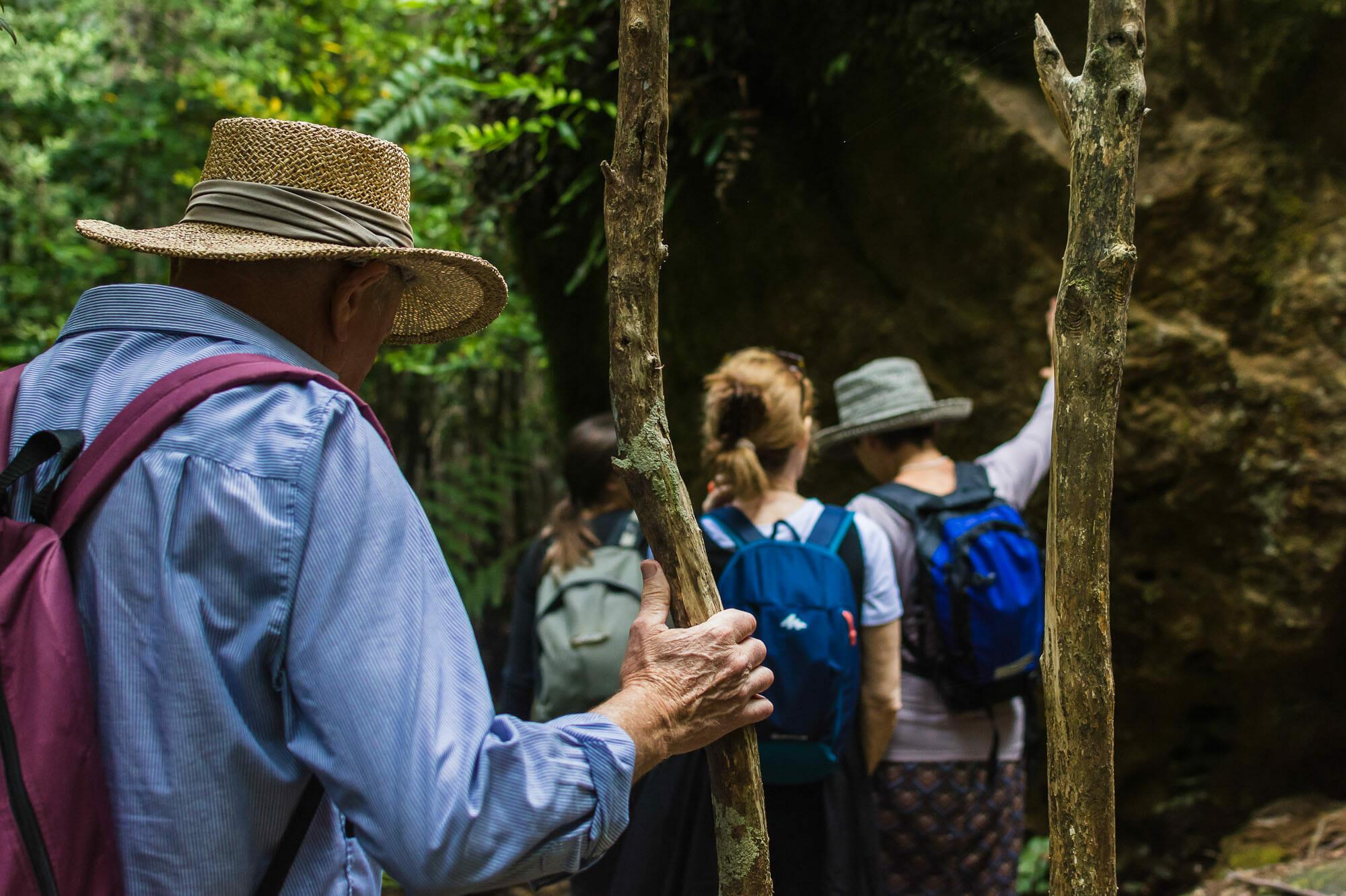Mt Wellington, Guided, guide, walk, tour, hobart Tasmania, kunanyi, moutain gems, half day, walking tour,